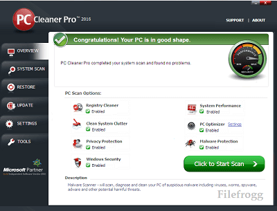 Download PC Cleaner Pro 2016 14.0.16.1.25 Final Full Version 1