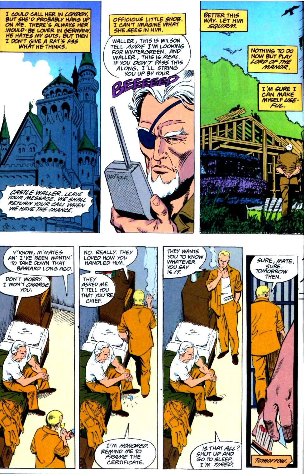 Deathstroke (1991) Issue #26 #31 - English 8