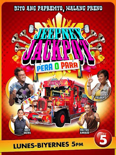 Jeepney Jackpot March 8 2013
