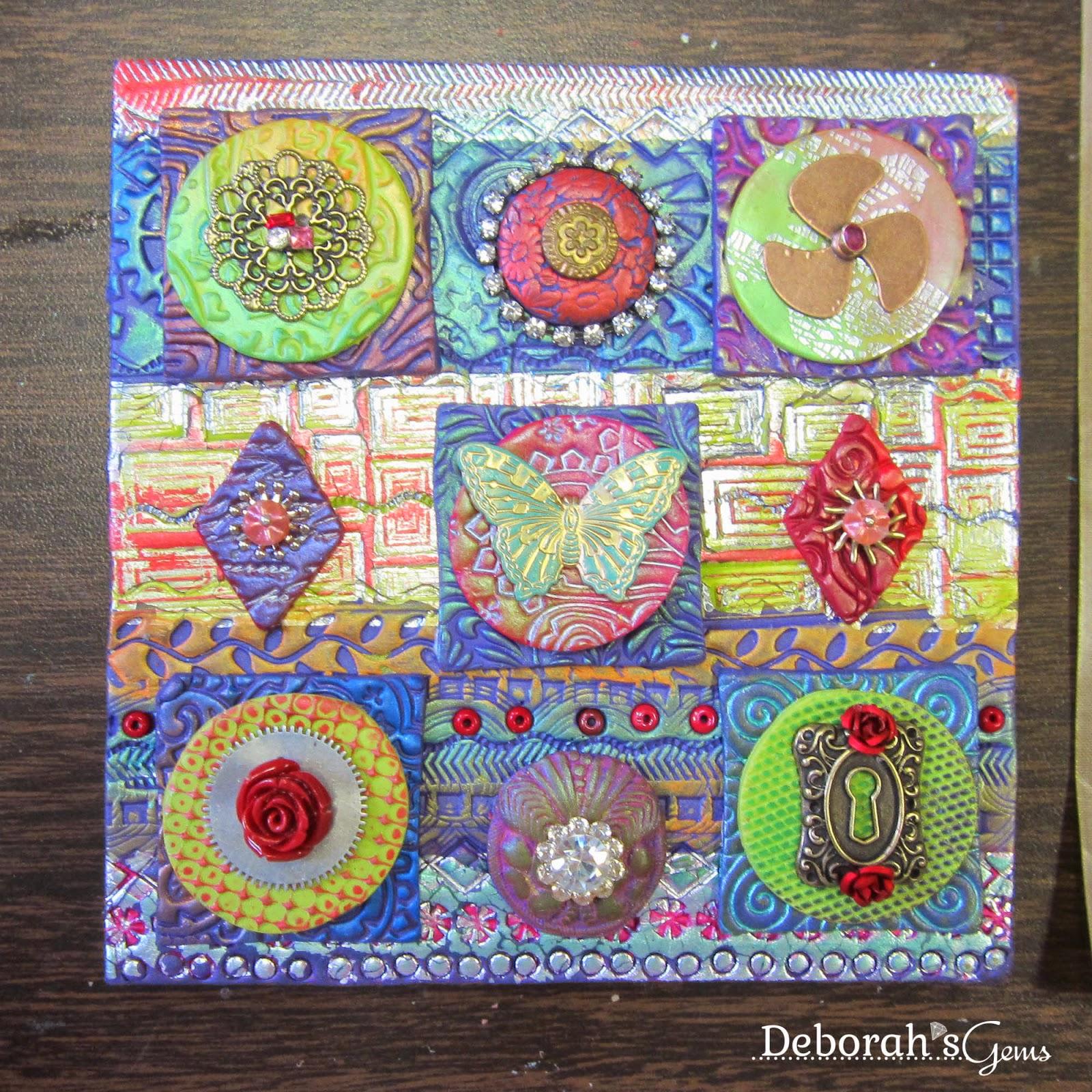 Deborah's Quilt - photo by Deborah Frings - Deborah's Gem