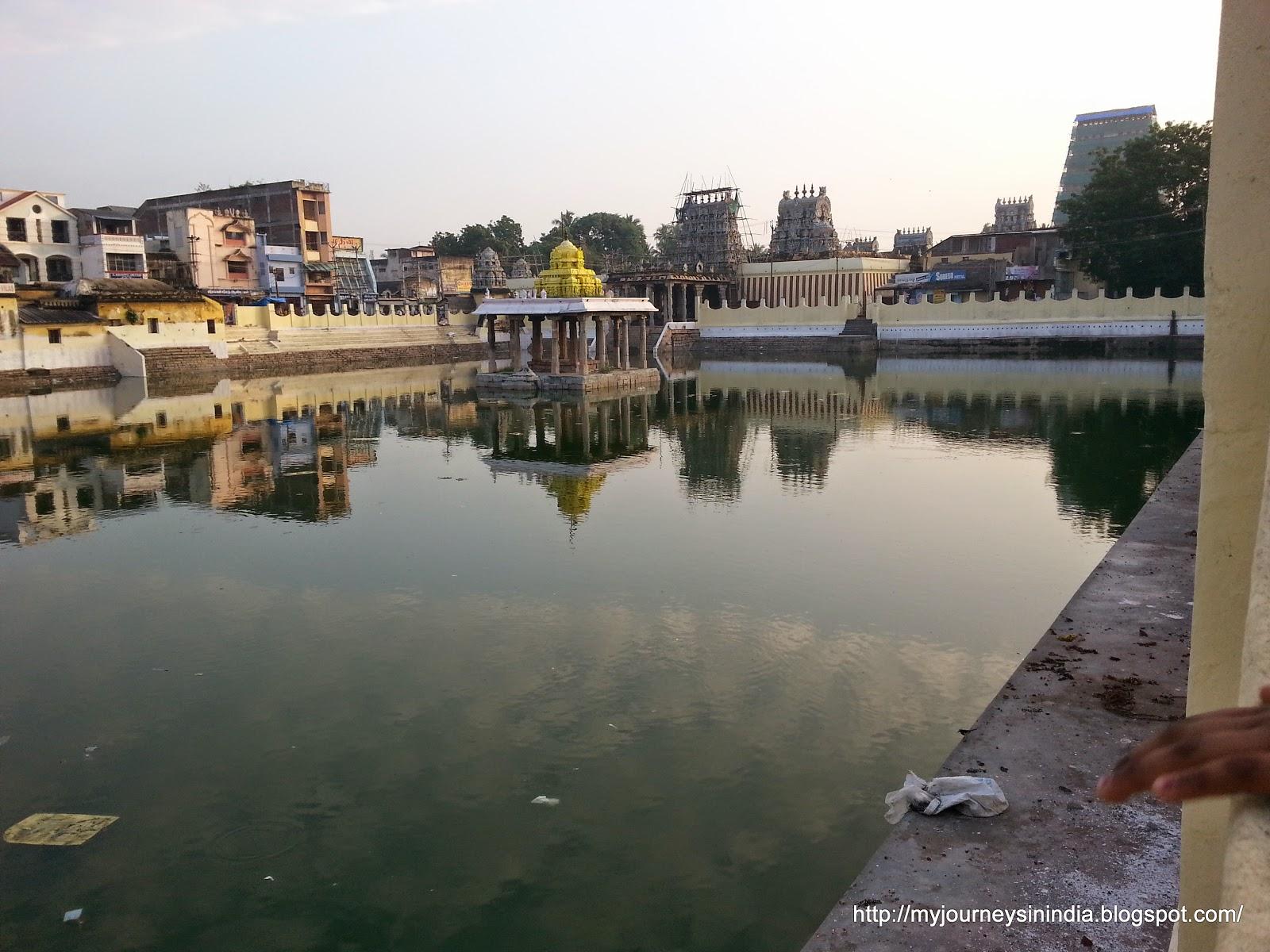 Kumbakonam Sarangapani Temple View