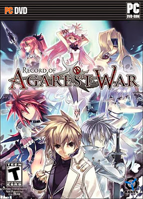 Agarest Generations of War PC Cover