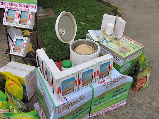 Gạo mầm là loại gạo lức được cho lên mầm để tăng hàm lượng sinh tố trong hạt gạo.