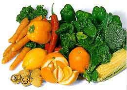 Frutas e verduras que diminuem a fome