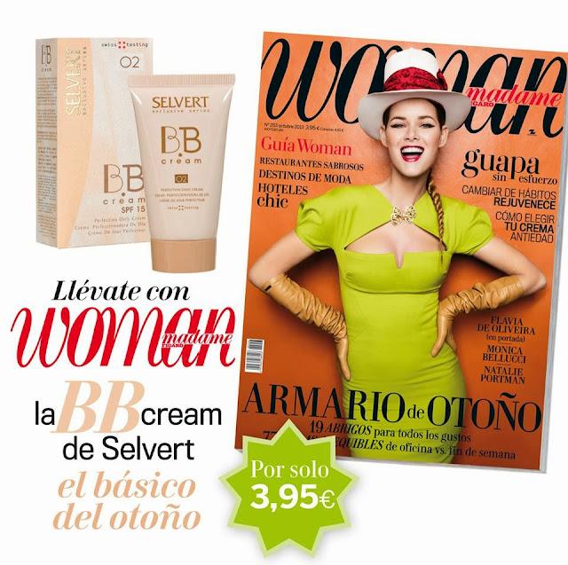 Revista Woman octubre 2013