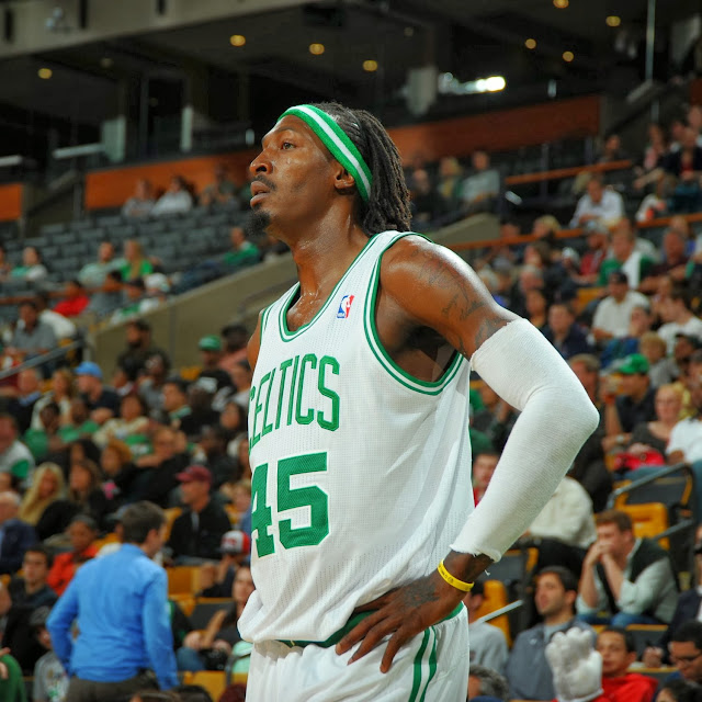 Gerald Wallace likely out for the rest of the season