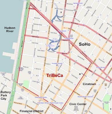 TRIBECA, Manhattan, New York City 10013