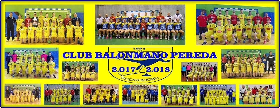 Club Balonmano Pereda