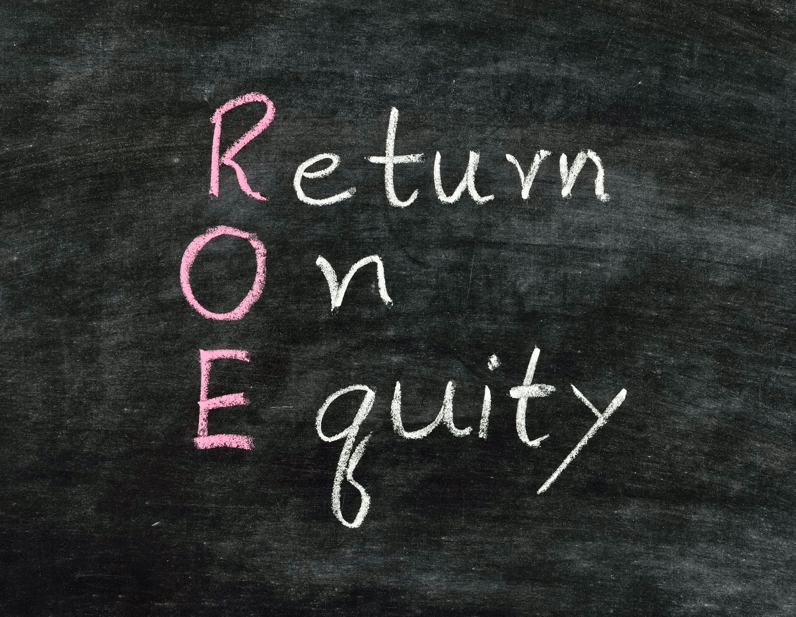 Return On Equity , ROE