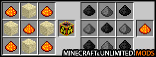 XtraCraft Mod craftings tnt