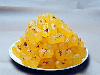Famous sweets of Agra