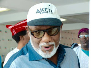 Contradictions as Gov Akeredolu, Olowolabi justify blacklisting of journalists from governor's office