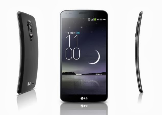 LG G Flex specifications
