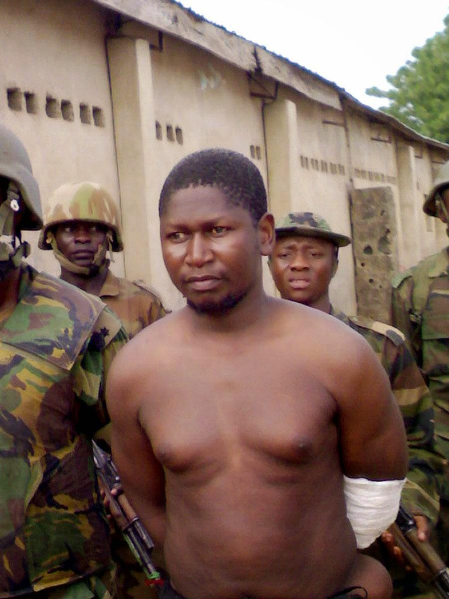 Boko Haram: Mohammed Yusuf (1970-2009).