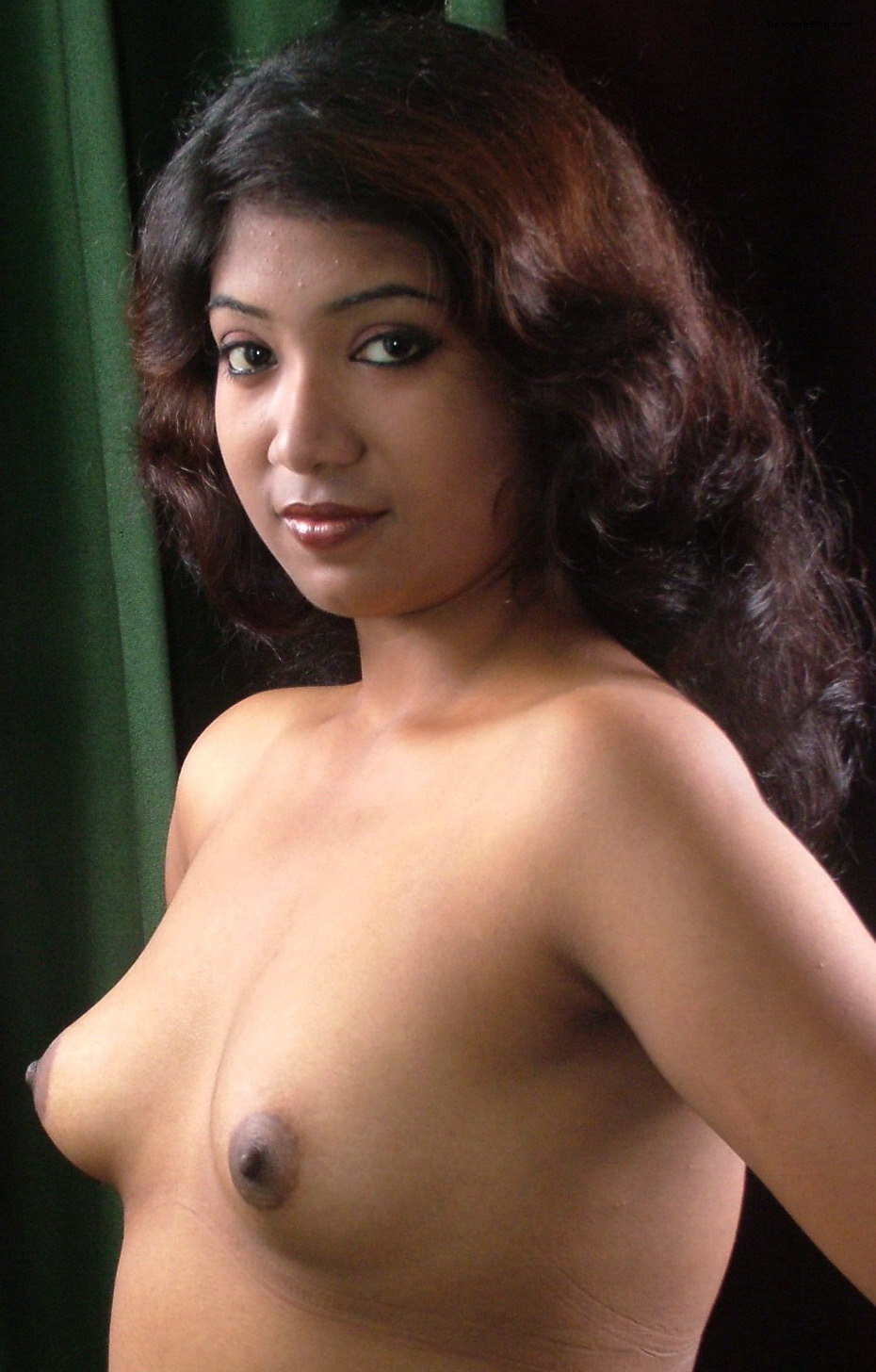 Indian Desi Girl Tits