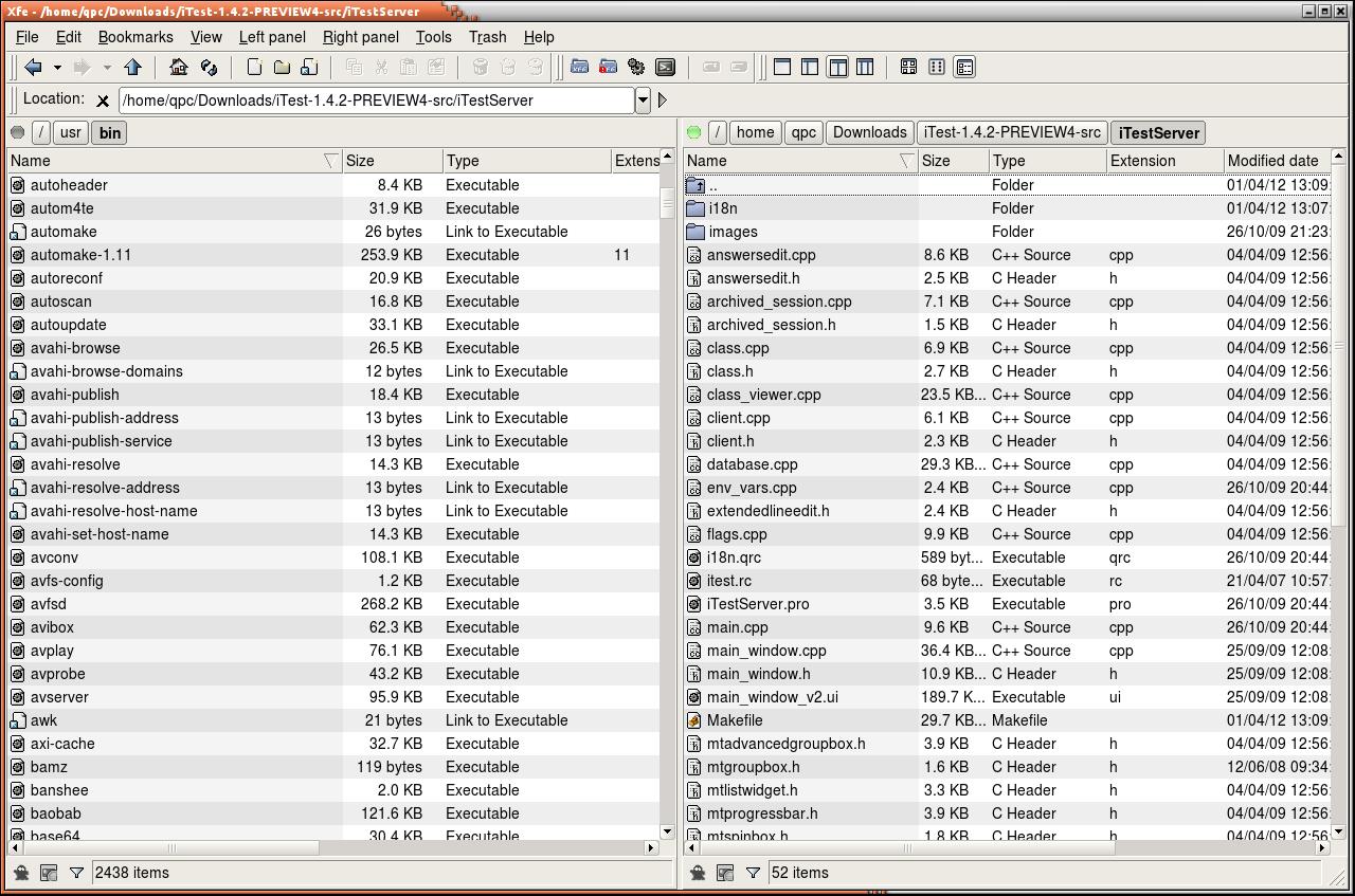 14 File Manager Terbaik di Linux