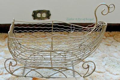 Wire Sleigh