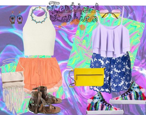 Summer Festival Fashion 2014