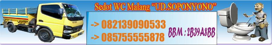 SEDOT WC MALANG TLP 082240953999
