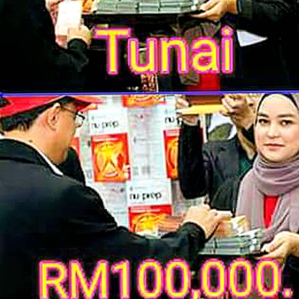 Nu-Prep 100K RM100,000