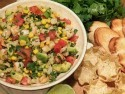 Corn and Shrimp Salsa