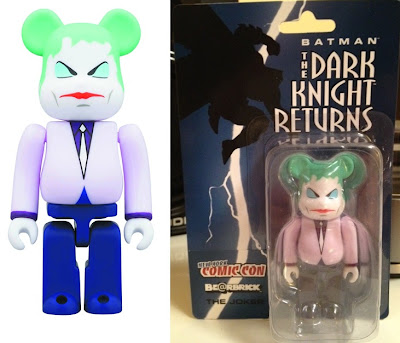 New York Comic-Con 2012 The Dark Knight Returns The Joker 100% Be@rbrick