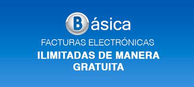 Conoce nuestro servicio de facturacion electronica GRATIS: Solución Básica