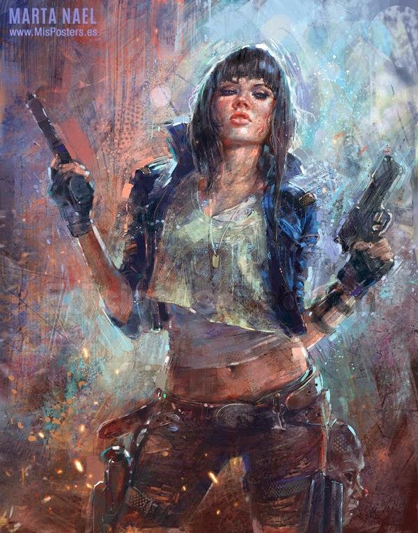 Marta de Andrés's artwork
