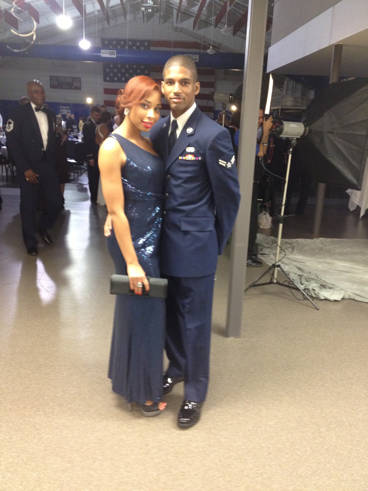 Air Force Ball Dresses