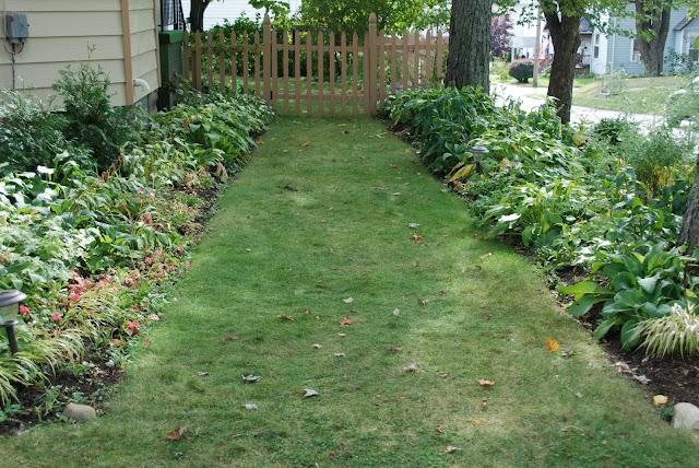 The Shade Path Garden