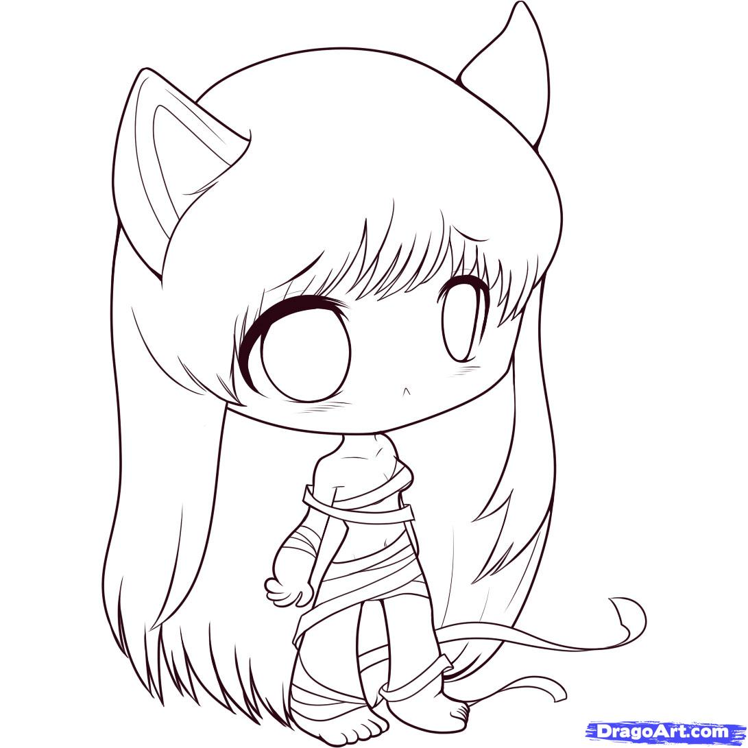 Cute Pictures: Chibi Pictures