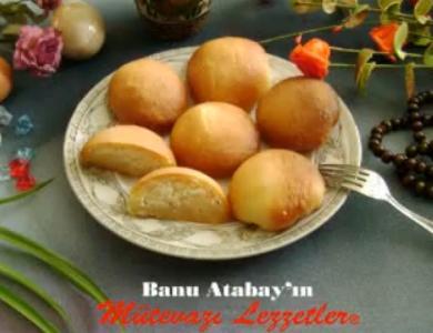 Ramazan Tatlıları - Yemek Tarifleri - Lorlu İftar Topu - Banu Atabaydan Videolu Tarifi