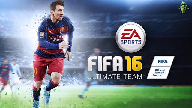 تحميل وتثبيت لعبة فيفا fifa 16 للأندرويد