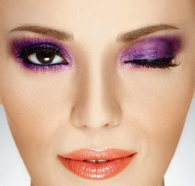 Berikut cara cepat mendapatkan riasan mata cantik di kantor atau pesta ...