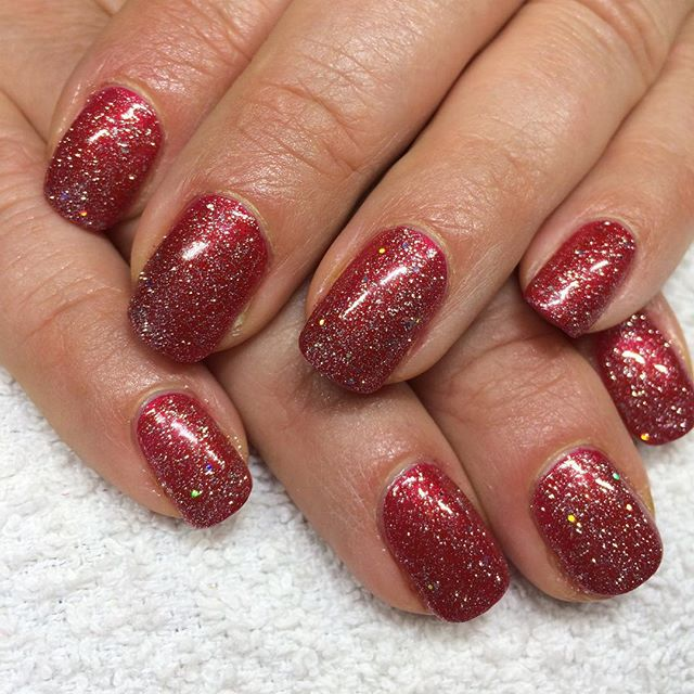Unghie per natale semplici ul69 pineglen for Decorazioni natalizie unghie
