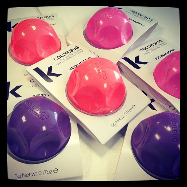 Kevin.Murphy Color.Bugs in Pink, Purple and Orange