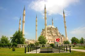 Sabanci Mosque Adana Turkey