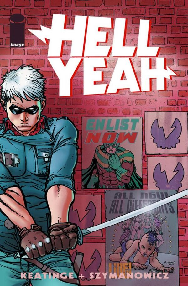 Review: Hell Yeah Volume 1 Last Day on Earths