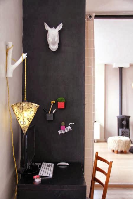 d co fait main id e facile pour lampe en tissu. Black Bedroom Furniture Sets. Home Design Ideas