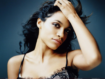 Rosario Dawson Latest Wallpaper