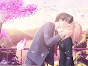 Imagenes de Amor Anime (fotos de amor beso)