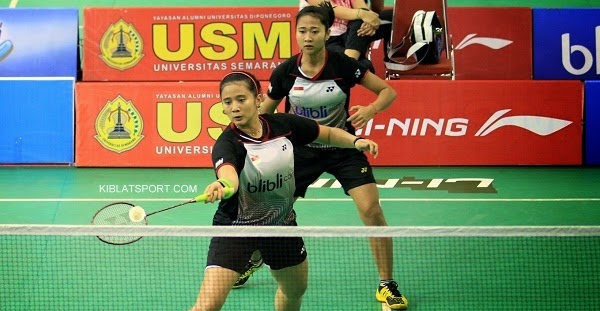 Jadwal Final USM Li Ning International Series 2015