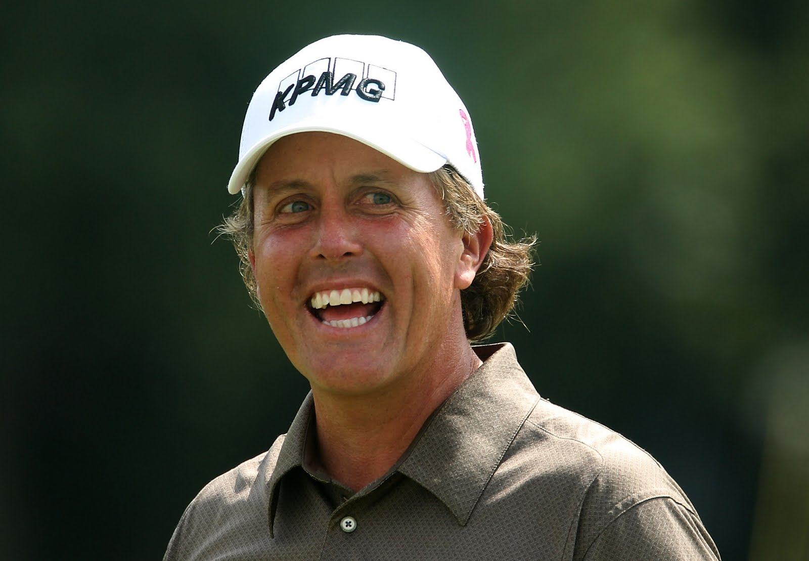 how tall is phil mickelson