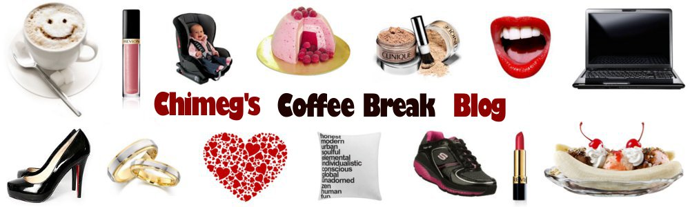 Chimeg's Coffee Break Blog