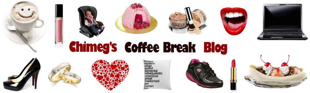 Chimeg's Coffee Break Blog