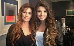 Paula Fernandes e Shania Twain fazem parceria