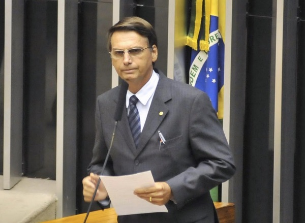 Deputado Jair Bolsonaro