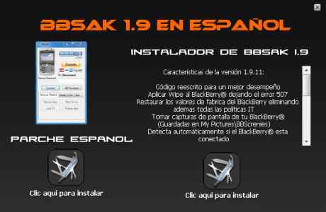 descargar bbsak 1.9.11 gratis