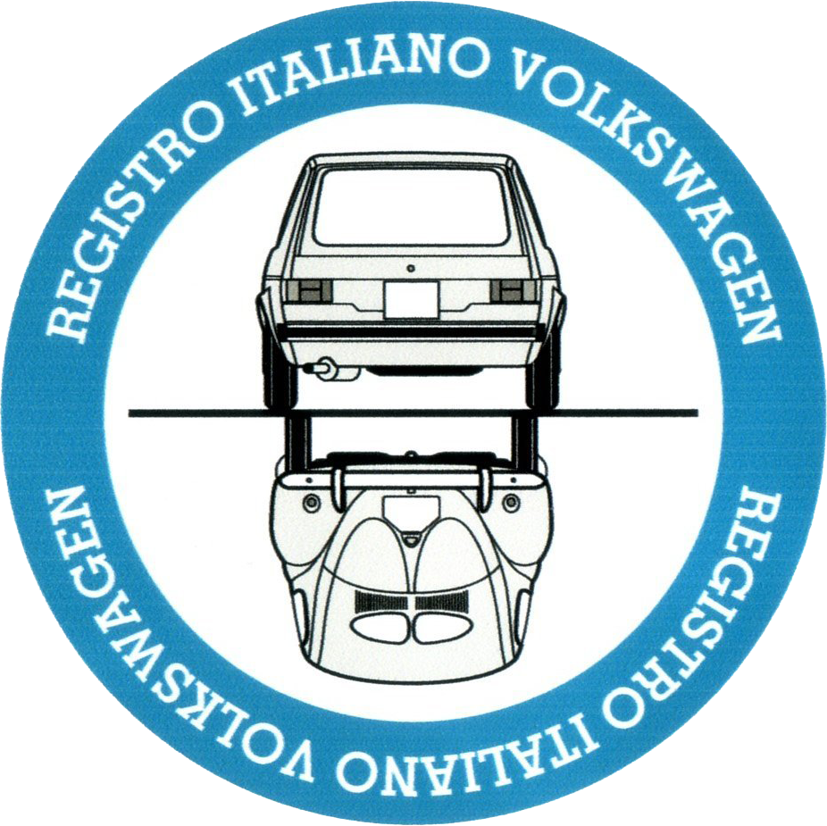 REGISTRO ITALIANO VW