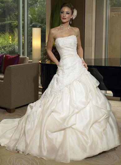 More Popular Than Even Designer Wedding Dresses Are Discount Bridal Gowns  Online.